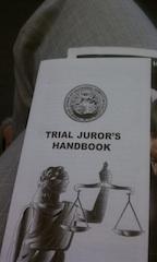 deadbeat goes to jury duty